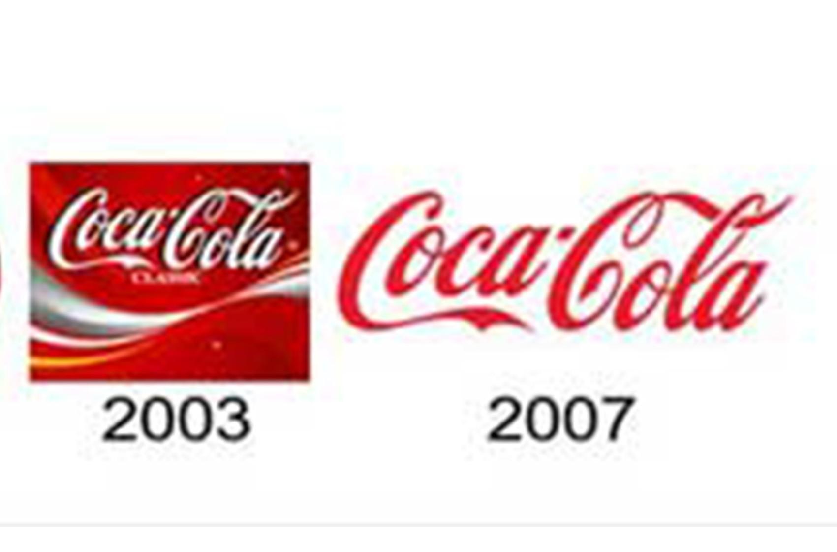 داستان لوگوی coca cola