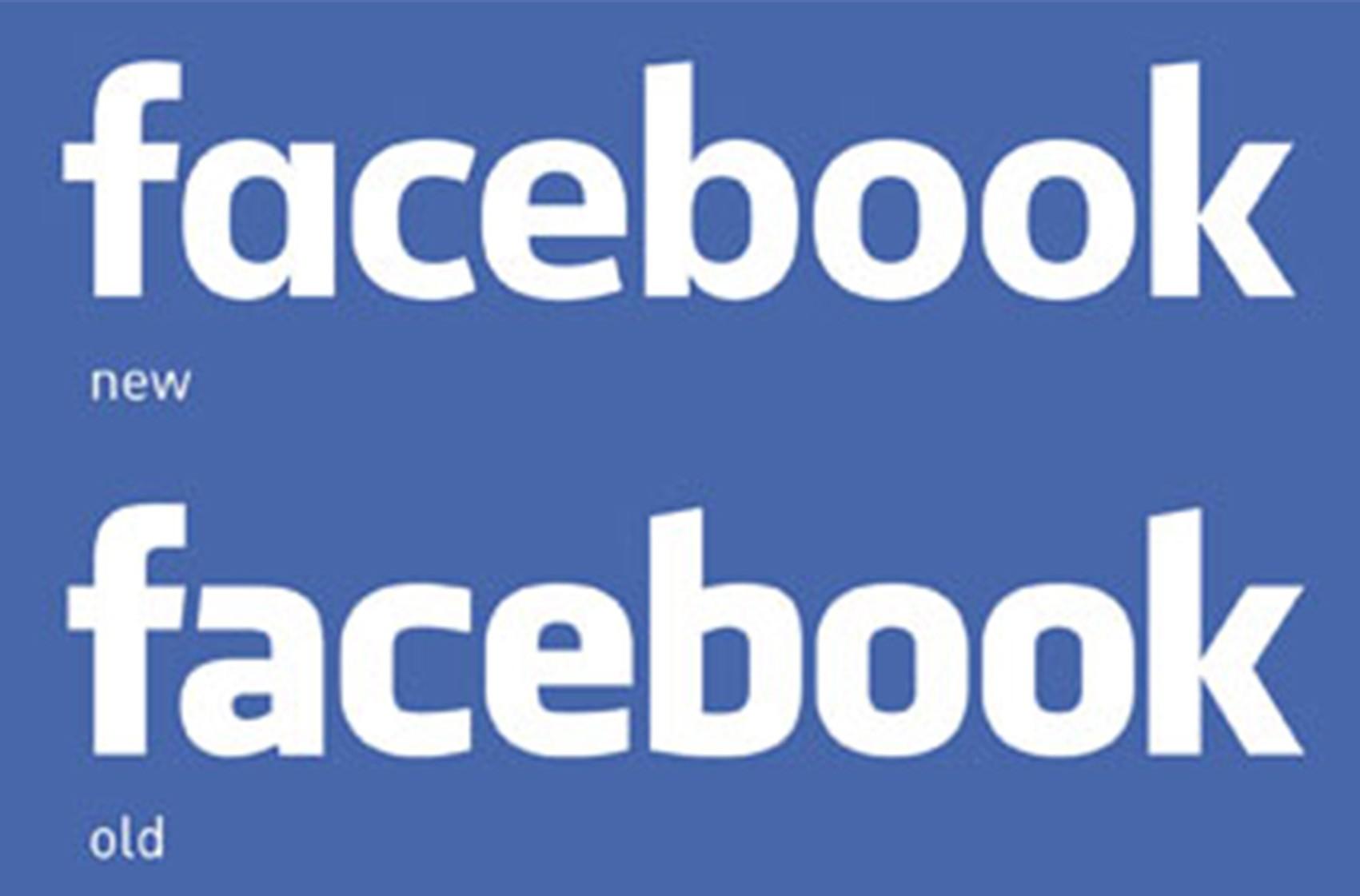 داستان لوگوی Facebook