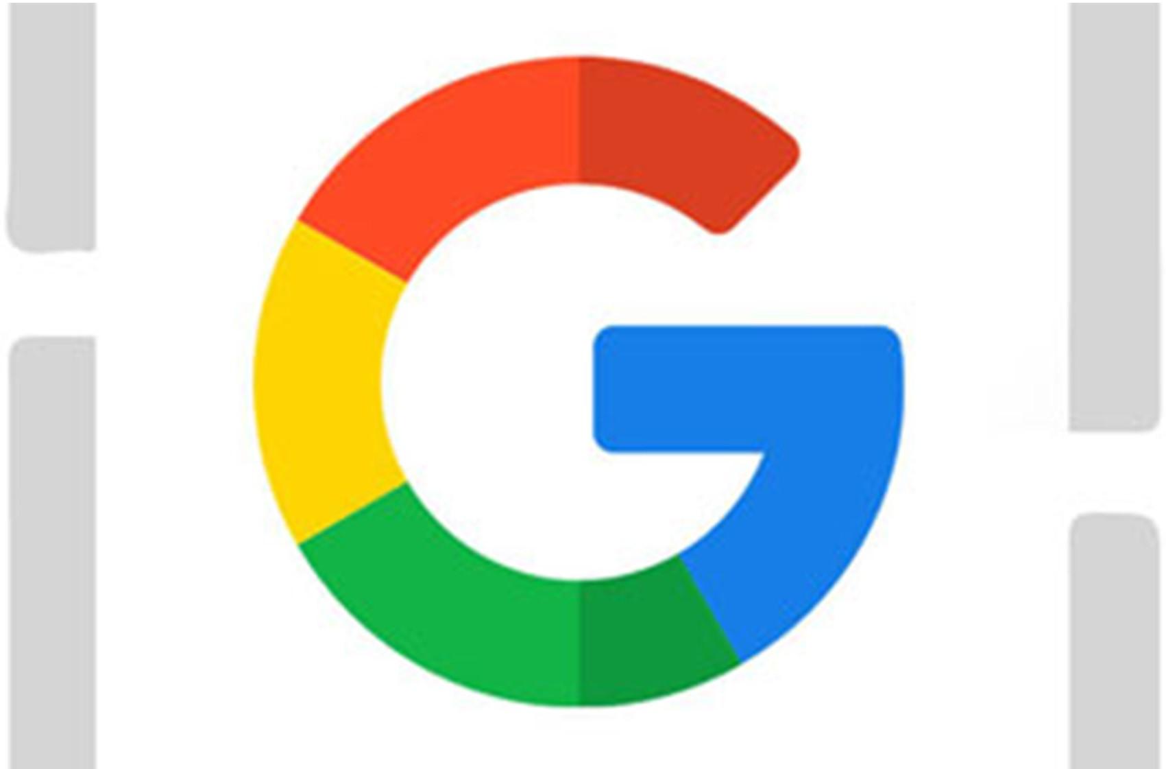 داستان لوگوی google