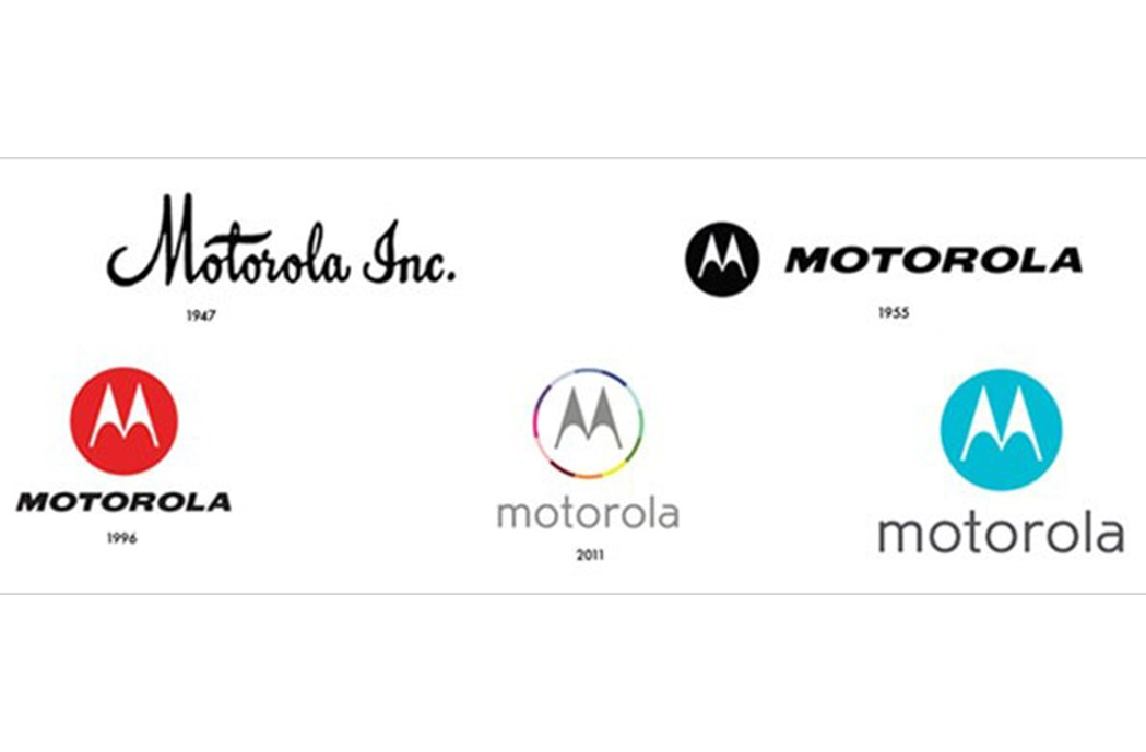 داستان لوگوی Motorola