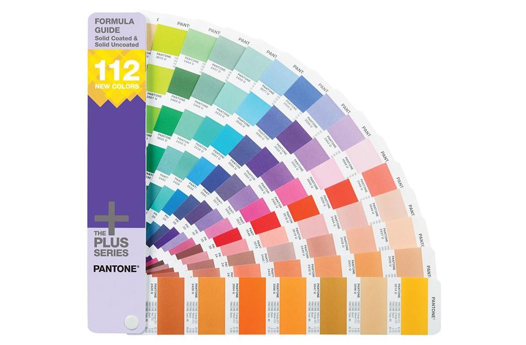 تفاوت رنگ های panton و دیگر رنگ ها
